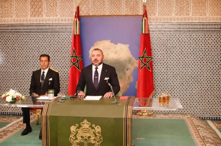 S.M le Roi dans le discours de la Marche Verte prononcé à Dakar : Le Maroc a besoin d'un gouvernement sérieux et responsable