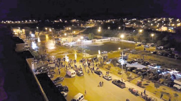 Graves inondations à El Youssoufia