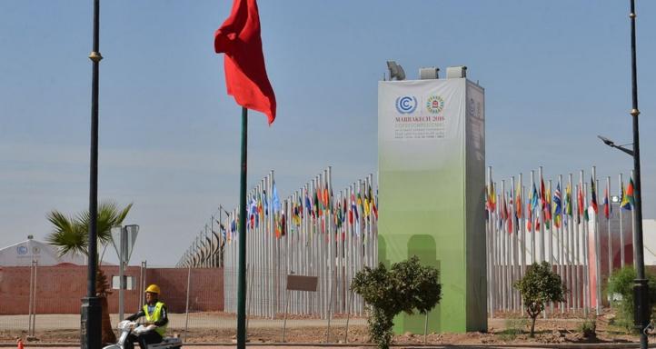 Le Maroc prend officiellement la présidence de la COP22