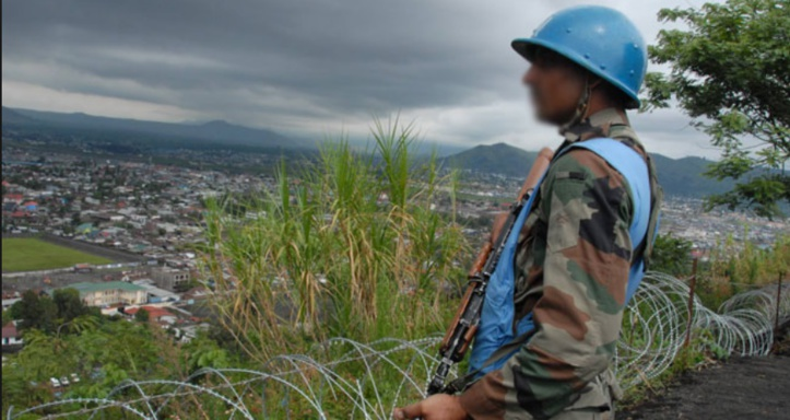 Un mort et 31 Casques bleus blessés en RDC