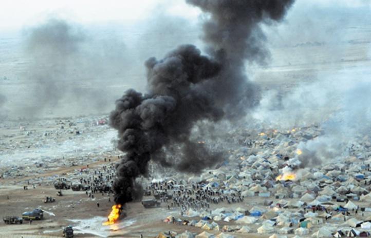 Le démantèlement du camp de Gdeim Izik avait fait onze morts et plusieurs dizaines de blessés parmi les forces de l'ordre.