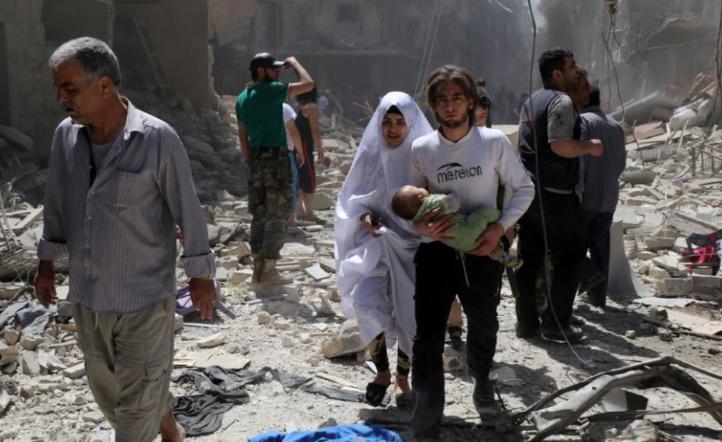 Des civils tués par une frappe de la coalition en Syrie