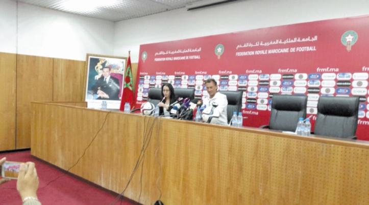Confiance mesurée de Hervé Renard :  Attouchi appelé à la rescousse pour suppléer Banoun