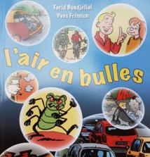 Une bande dessinée pour sensibiliser à une prise de conscience environnementale auprès des enfants