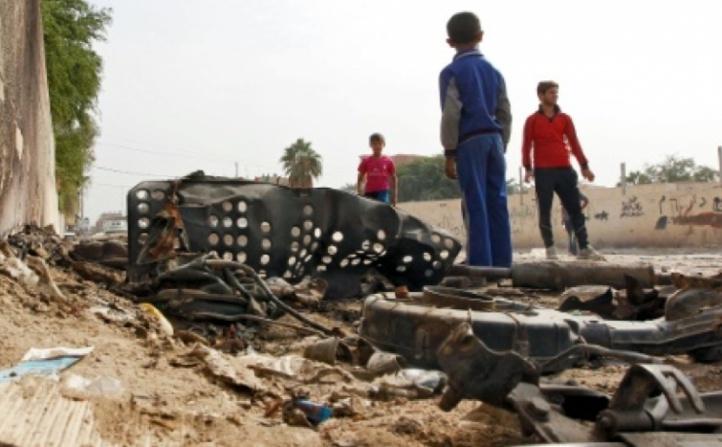 8 morts dans une attaque suicide au sud de Bagdad