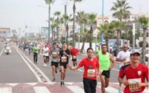 La 10ème édition du marathon international de Casablanca le 29 octobre 2017