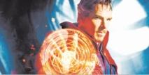 """""""Doctor Strange"""" toujours en tête du box-office"""