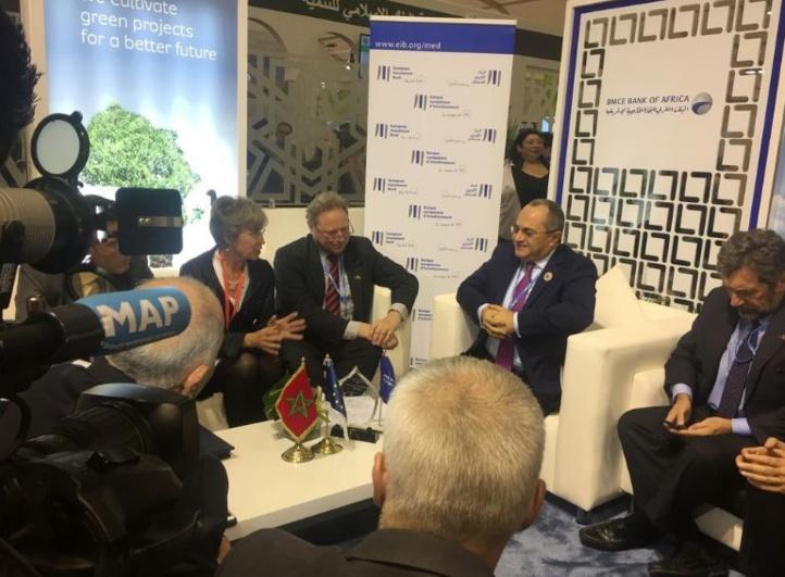 BMCE Bank of Africa et la BEI lancent une ligne de crédit au profit des PME