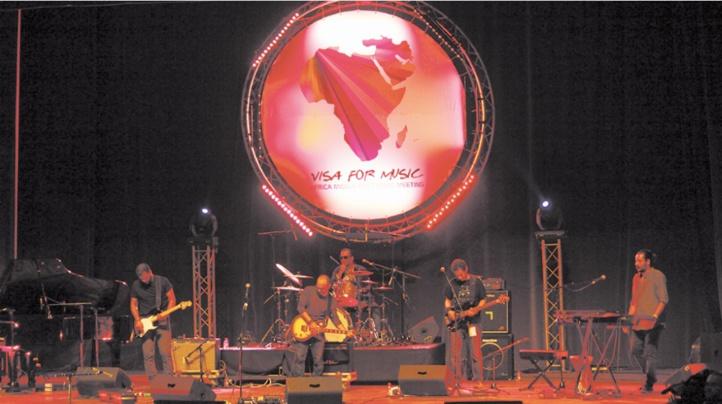 """Coup d'envoi haut en couleur de """"Visa For Music"""" à Rabat"""