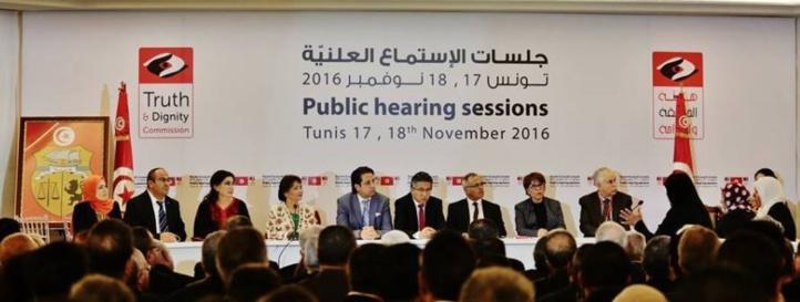 Les victimes de la dictature prennent la parole en Tunisie