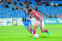 Le KACM s'offre l'IRT au Grand stade de Marrakech