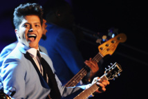 Bruno Mars sort un nouvel album, la fête reprend !
