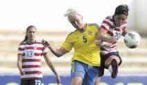 Menace de grève de l'équipe féminine américaine de football