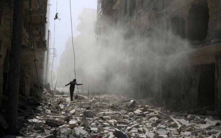 Alep, symbole de l'impuissance de la communauté internationale