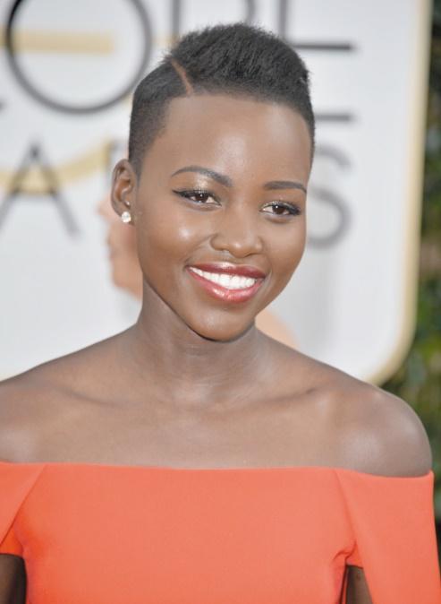 Les acteurs brillamment diplômés de l'Université : Lupita Nyong'o