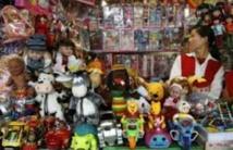 Des jouets dangereux toujours en vente