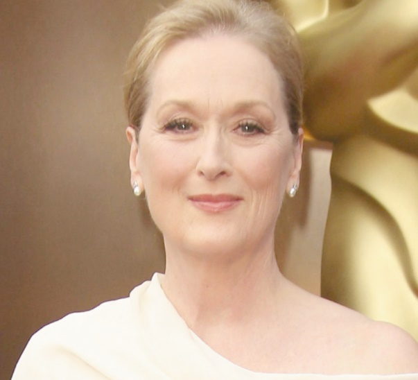 Les acteurs brillamment diplômés de l'Université : Meryl Streep