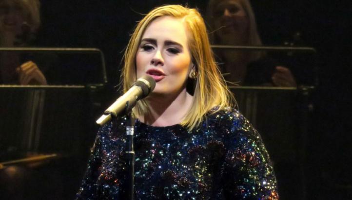Adele fera une pause dans sa carrière