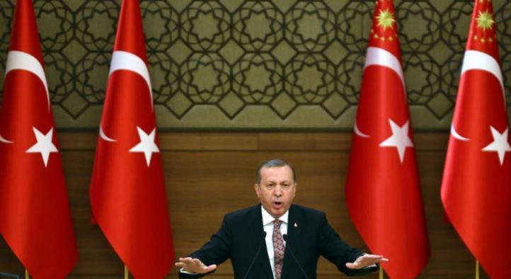 Erdogan menace d'ouvrir les frontières aux migrants vers l'Europe