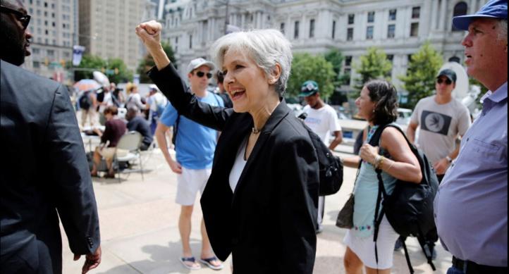 L'ex-candidate verte à la Maison Blanche  demande un nouveau décomptes des voix dans le Wisconsin