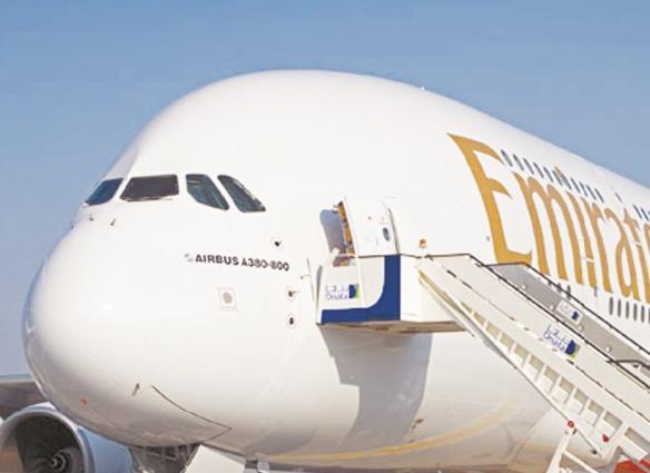 L'aéroport Mohammed V sera habilité à recevoir l'A380 dès mars 2017