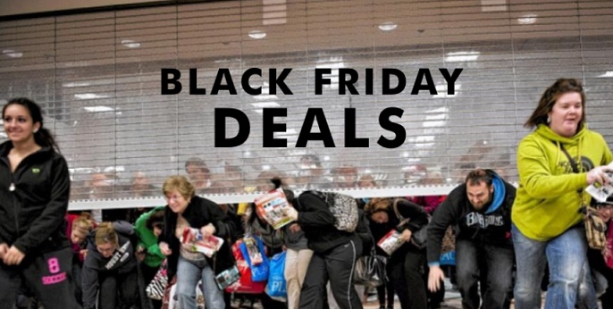 Fréquentation en hausse mais achats en baisse pour le «Black Friday»