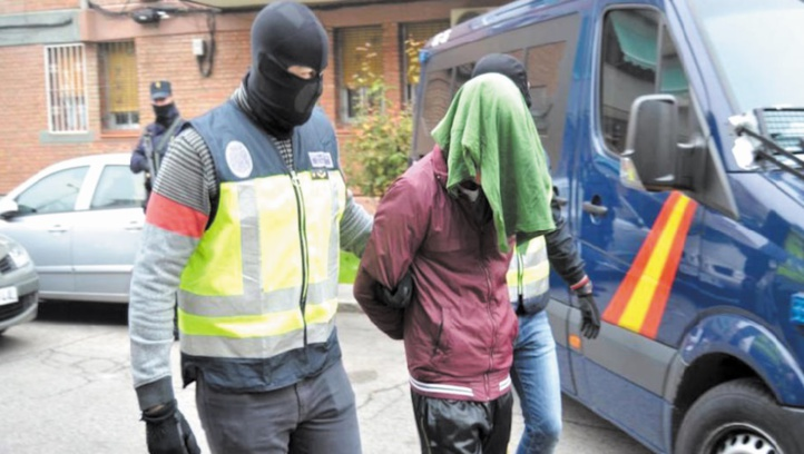 Démantèlement en Espagne d'un réseau d'immigration jihadiste