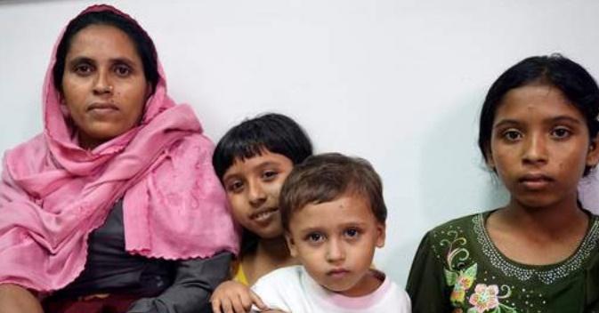 Au moins 10.000 Rohingyas de Birmanie passés au Bangladesh depuis le mois dernier