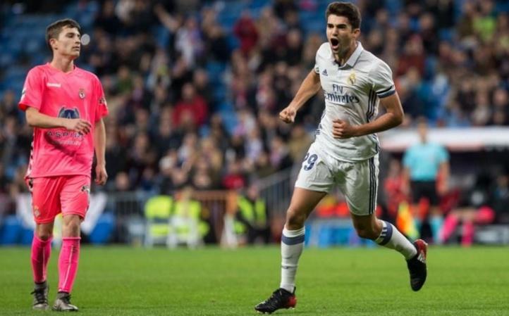 Début en fanfare d'Enzo Zidane avec le Real