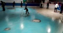 Insolite : Fermeture de la patinoire
