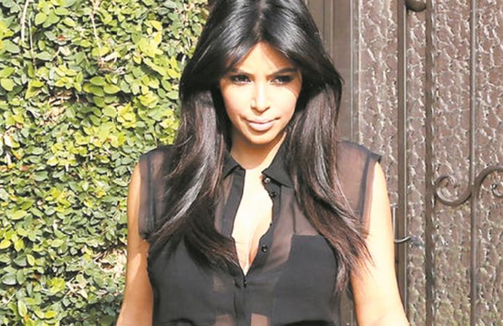 Kim Kardashian interrompt la production de sa téléréalité