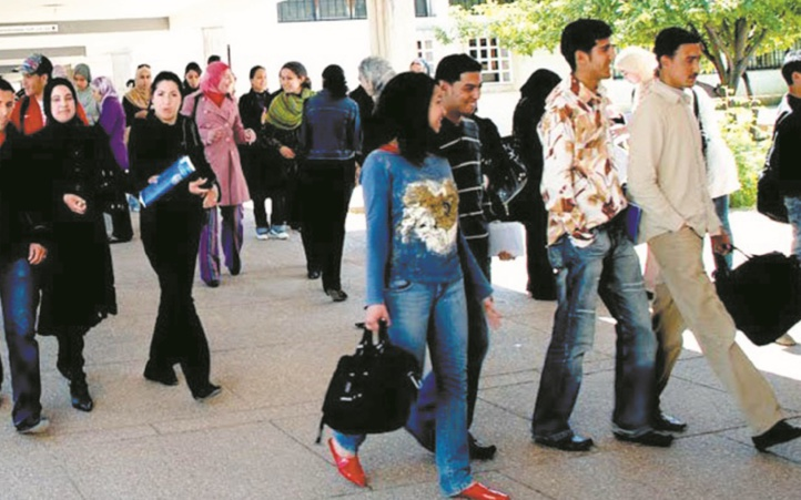 Les jeunes Marocains insatisfaits de la qualité de leur vie