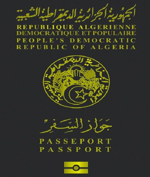 Des passeports algériens délivrés aux dirigeants du Polisario