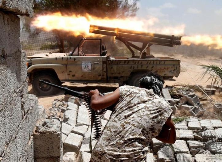 Les jihadistes de l'EI ont perdu Syrte, leur fief en Libye