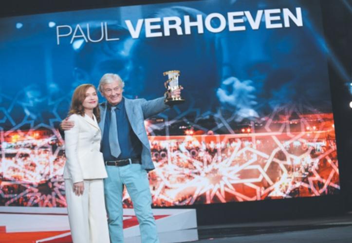 Festival international du film de Marrakech : Vibrant hommage à Paul Verhoeven