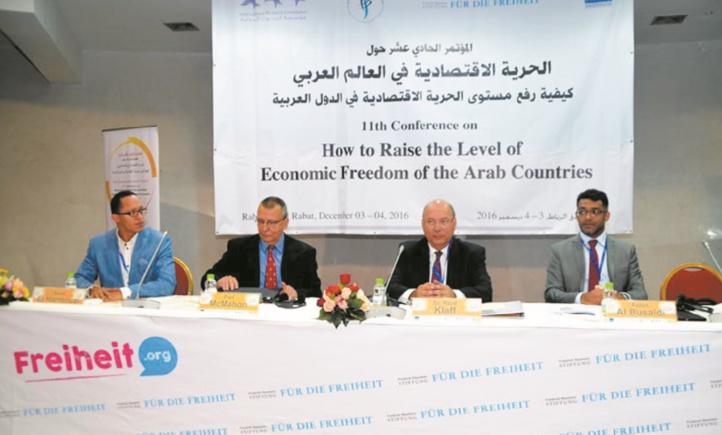 Le Maroc gagne deux places en matière de liberté économique