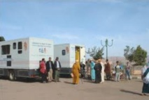 Accès aux soins à l'hôpital de campagne de Lakbab pour les populations des régions reculées