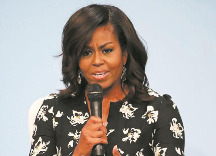 Ce qu'a fait Michelle Obama la nuit où Donald Trump a gagné