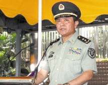 Un général chinois à la tête de la MINURSO