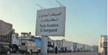 Le Polisario décide de squatter la zone tampon près d'El Guerguarat
