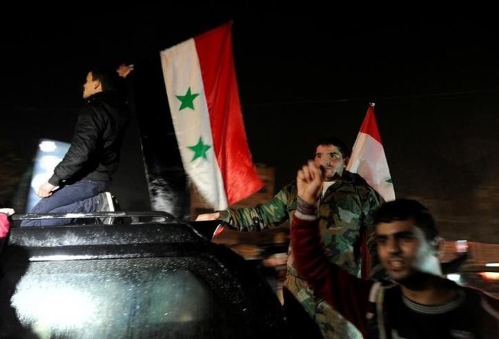 L'armée syrienne contrôle les quartiers d'Alep abandonnés par les insurgés