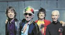 Le nouvel album des Rolling Stones en tête des ventes