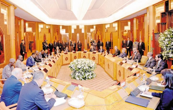 Tenue de la première réunion sur le méga-projet de gazoduc reliant le Nigeria au Maroc