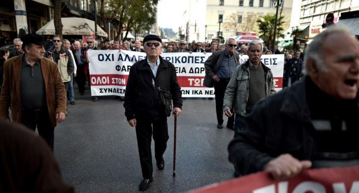 Bras de fer entre la Grèce et  l'Union européenne