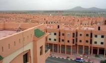 Projets de logement social durable à Tamansourt