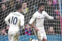 Chelsea  seigneurial en Premier League