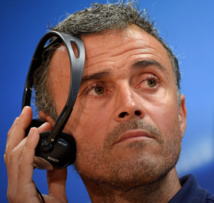 Luis Enrique: L'évolution du football doit passer par l'arbitrage vidéo