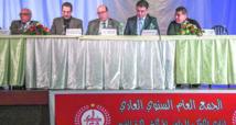 Une assemblée formelle du Kawkab