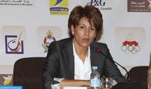 Nezha Bidouane : La 1ère édition du  Triathlon de Dakhla a connu un franc succès