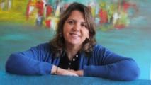 L'artiste peintre marocaine Hayat Saïdi primée en Italie
